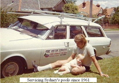 Servicing Sydney's pools since 1961